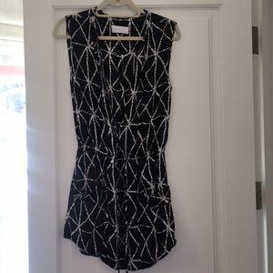 A.L.C. Dresses - ALC Drawstring Satin Dress